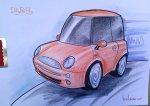 Ken Knafou Drawing 2