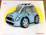 Ken Knafou Drawing 4
