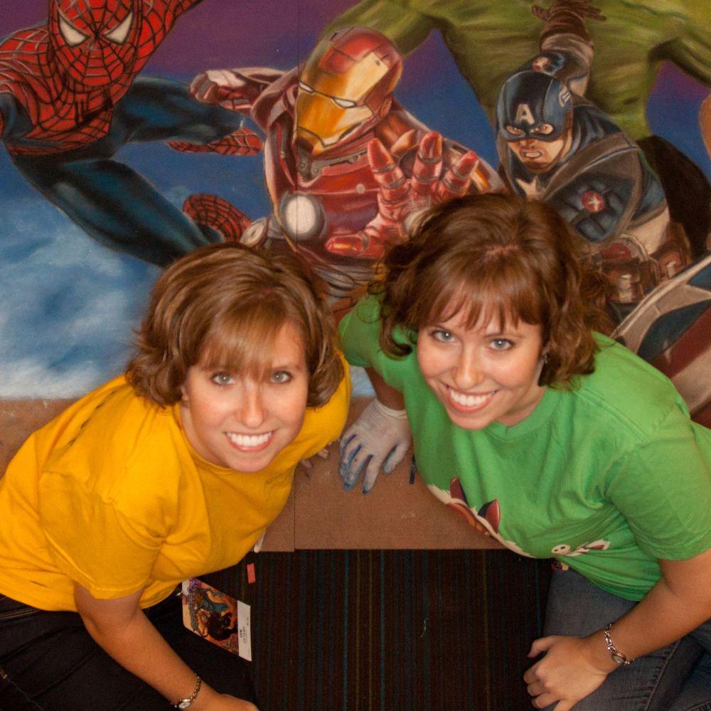 The Chalk Twins