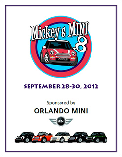Mickey & MINI 8 Event Guide