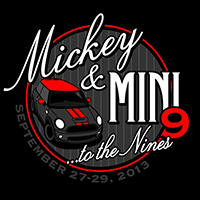 Mickey & MINI 9 Logo